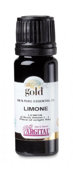 ARGITAL GOLD esenciální olej - Citron Objem 10 ml, fialové sklo