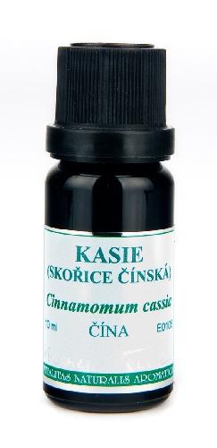 NOBILIS TILIA Éterický olej Kasie Objem 10 ml, fialové sklo