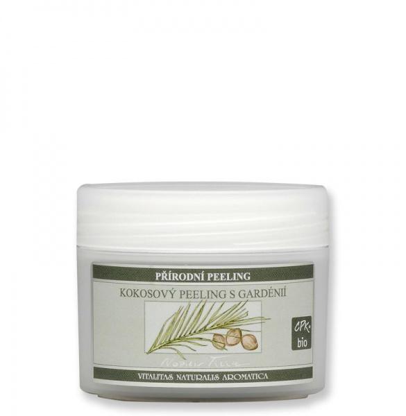 NOBILIS TILIA Kokosový peeling s gardenií Objem 50 ml
