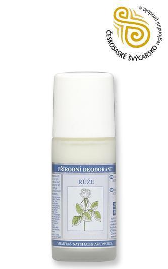 NOBILIS TILIA Deodorant Růže Objem 50 ml