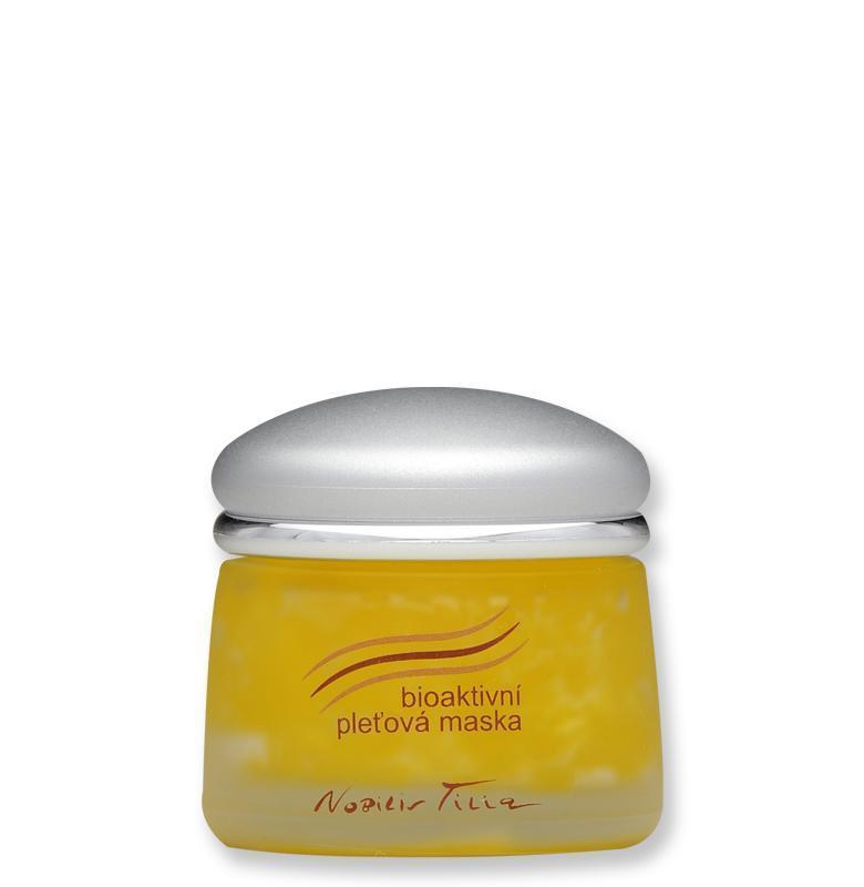 NOBILIS TILIA Bioaktivní pleťová maska Objem 50 ml