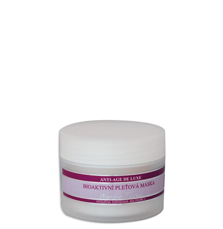 NOBILIS TILIA Bioaktivní pleťová maska Objem 100 ml