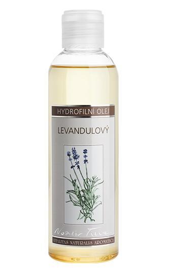 NOBILIS TILIA Hydrofilní mycí olej Levandulový Objem 200 ml