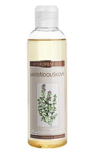 NOBILIS TILIA Hydrofilní mycí olej Mateřídouškový Objem 200 ml