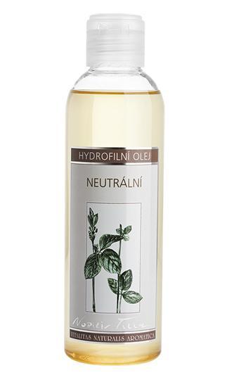 NOBILIS TILIA Hydrofilní mycí olej Neutrální Objem 200 ml