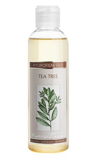 NOBILIS TILIA Hydrofilní mycí olej s Tea Tree Objem 200 ml