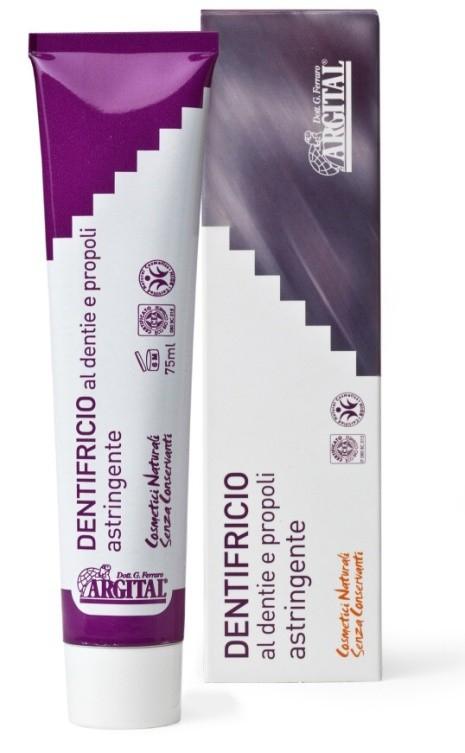 ARGITAL Bělící zubní pasta s propolisem a Dentie Objem 75 ml