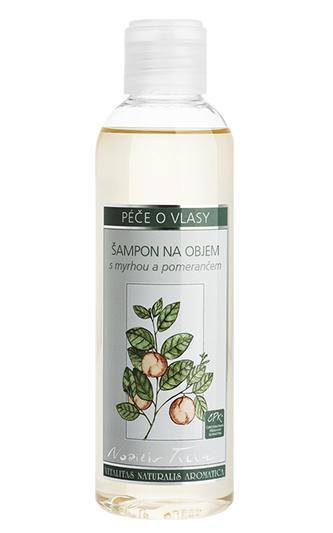 NOBILIS TILIA Šampon na objem Objem 200 ml