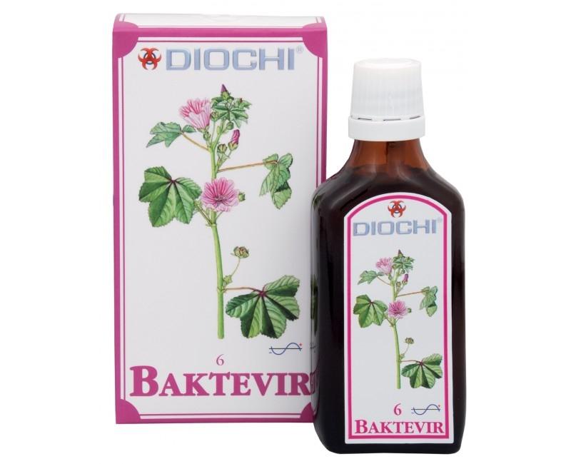 DIOCHI Baktevir Objem 50 ml