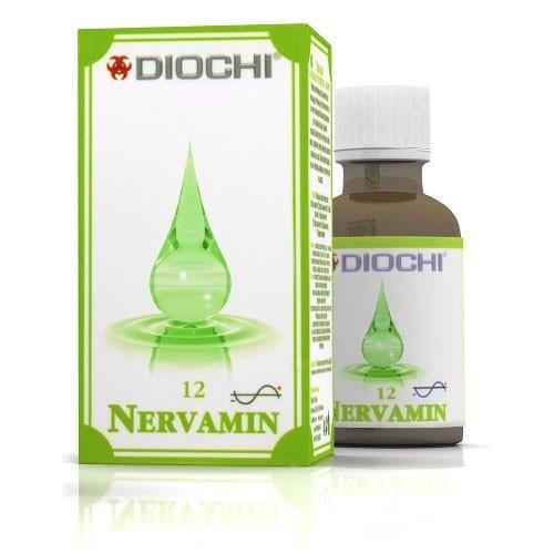 DIOCHI Nervamin Objem 1 ks