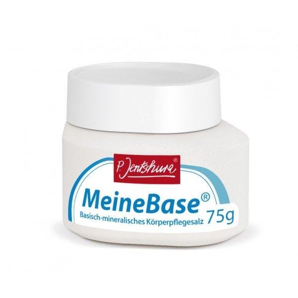 JENTSCHURA P. MeineBase zásadito-minerální koupelová sůl Objem 750 g