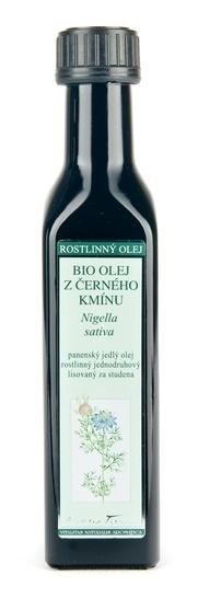 NOBILIS TILIA Černý kmín BIO Objem 500 ml