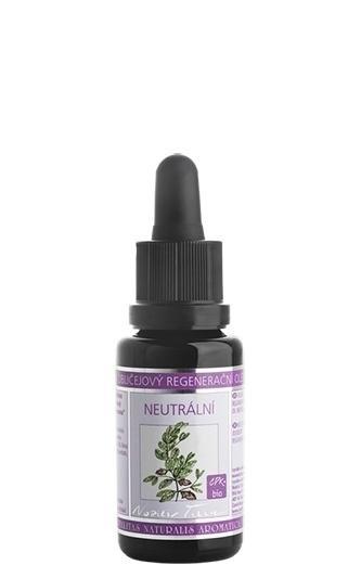 NOBILIS TILIA Obličejový regenerační olej Neutralní Objem 20 ml, fialové sklo